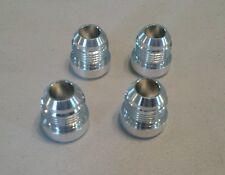 -10 an aluminum weld bung (qty 4)