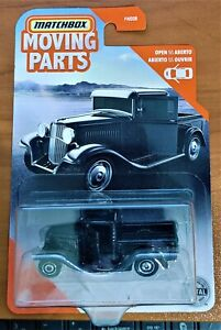 MATCHBOX 2020 MOVING PARTS - 1932 FORD PICKUP