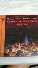 Classical/Flamenco Guitar Stereo 3 LP Set Montoya Sabicas Williams Ybarra   lp36