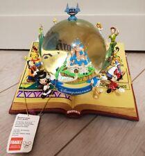 Snow Globe / SG 100 ILLUSTRATION Disneyland Paris