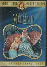 The Little Mermaid Shirley Temple Storybook Collection (DVD, 2005)  New Sealed