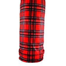 Schlauchschal schottenkaro Multifunktionstuch Schlauchtuch Biker Tuch Schal