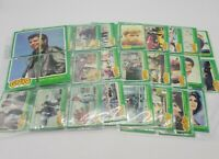 1978 Topps Grease Series II Movie Trading Cards Complete Set 67-132 NM + Cond