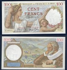 100 Francs Sully - 13/3/1941 E.19815 NEUF - Type 1939