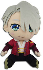 **Legit** Yuri on Ice 8'' Authentic Plush Victor Nikiforov Dancing Clothes#52400