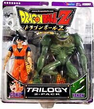 Dragon Ball Z Trilogy 2-Pack Goku & Yakon Funimation Entertainment Jakks Pacific
