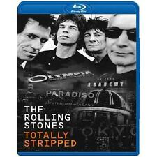 ROLLING STONES TOTALLY STRIPPED BLU-RAY ALL REGIONS 5.1 NEW