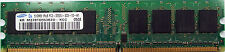Samsung /Hynix 4X 512MB 2GB PC2-3200U Non-ECC DDR2 240 Pin Desktop PC RAM Memory