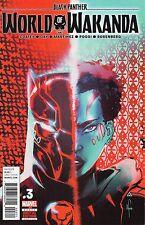 Black Panther World Of Wakanda #3 (NM)`17 Coates/ Gay