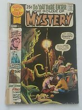 super dc giant s-20 , 1970 house of mystery- low grade