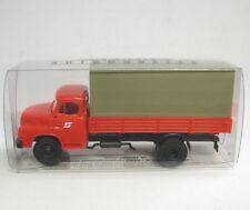 MAN 635 camion a base piatta-aereo della ÖBB