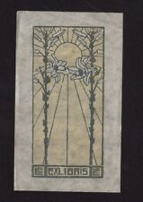 15)Nr.288 - EXLIBRIS - Carl Moll (1861-Wien-1945) - Wiener Secession