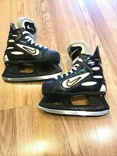 Nike Zoom Ice Hockey Skates Blades Youth Us 2Y Eur 33.5 Mondo 21 Gretzky Yzerman