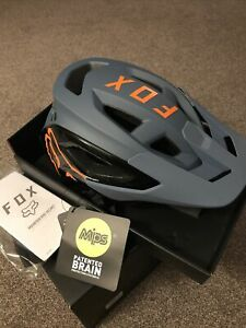 Fox Speed Frame Pro Cycling/Mountain Bike Helmet Size Medium 55-59cm