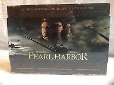 Pearl Harbor 60th Anniversary Commemorative DVD Gift Set New