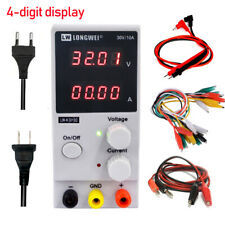 LW3010D DC power supply 30V 10A 4-digit display mini adjustable laboratory power