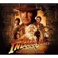 Indiana Jones & the Kingdom of the Crystal Skull [Original Motion Picture Sound