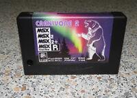 New MSX Mapper Megaram Carnivore2 2048Kb for any MSX;   PPI  PSG SCC  SCC+  OPL2