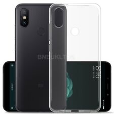 For Xiaomi Redmi S2 Transparent Clear Silicone Slim Gel Case