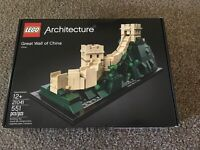 LEGO Architecture 21041 Great Wall of China 2018 Brand New Sealed