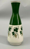99840709 Porzellan Vase Thüringen Weinlaub-Dekor