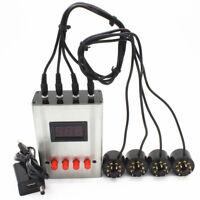 EL34 KT88 5881 6L6 KT66 6550 Vacuum Tube Tester Amplifier Bias Current AK985 V8
