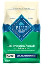 Blue Buffalo Life Protection Dry Dog Food - Lamb & Brown Rice Adult 6 lb Bag