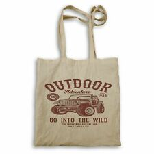 Adventure mountain are calling 4x4 Tote bag hh223r