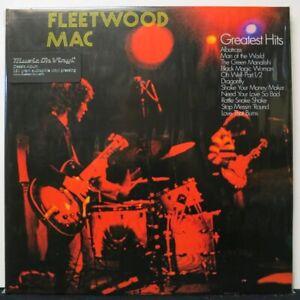 FLEETWOOD MAC 'Greatest Hits (1968-75)' Gatefold 180g Vinyl LP NEW/SEALED