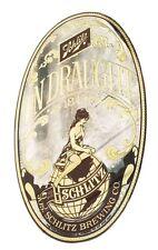 ANTIQUE Schlitz Beer Mirror Vintage Rare Bar Sign LOOK
