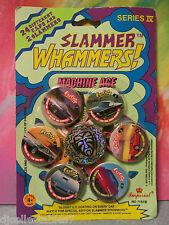 "Slammer Whammers! Series IV ""Machine Age"" Exotics 24 Caps / 2 Slammers"
