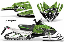 AMR SLED STICKER KIT M8 M7 ARCTIC CAT M CROSSFIRE SNOWMOBILE GRAPHIC GRIM REAPER