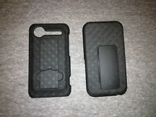 Droid Incredible 2 hard shell holster with stand