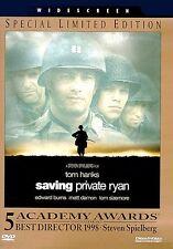 Saving Private Ryan: Ww Ii * Battle Of Normandy * 5 Academy Awards Dvd