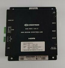 Crestron Dm-Rmc-100-C with Power Supply
