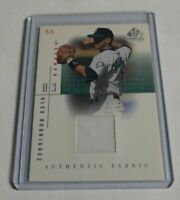 ALEX RODRIGUEZ - 2001 SP GAME USED - JERSEY - MARINERS -