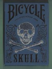 1 DECK Bicycle Skull (custom) playing cards by BOCOPO Free USA ship!