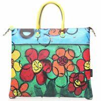 Borsa Gabs G3 PLUS L Shopping trasformabile stampa Margherite donna G3T3.X0783.S