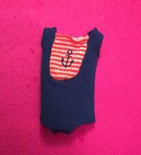 Vintage Skipper 1963 Anchor Swimsuit