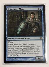 SNAPCASTER MAGE - NM MTG Blue Wizard ENG Rare