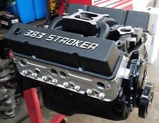 Chevy 383 450 HP Stroker Engine / Motor with Edelbrock Head (1/2 price shipping)