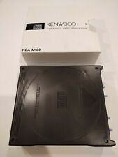 Kenwood KCA-M100 Compact Disc Magazine, 10 CD Capacity, Used, Good Condition