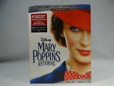 Mary Poppins Returns (Blu-ray/DVD) New sealed !!