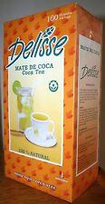 Peru Inka Tea (Delisse Brand, koka infusion) - 100 tea bags.