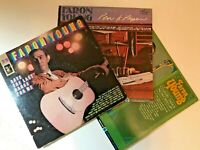 3 Faron Young Vinyl Record LPs - Country, 1964, 1965, 1966