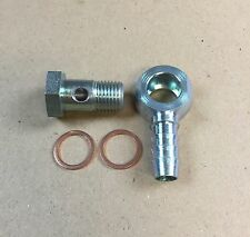 Hohlschraube m14x1,5/ringnippel avec schlüsselfäche pour pa-tube intérieur 10mm