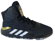 adidas Pro Bounce 2019  F97282 Mens Basketball Boots RRP £99 Big Saving