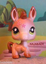 HASBRO ☆♥ Littlest Pet Shop ♥☆ PFERD / ESEL / PONY / DONKEY #1944 ♥☆ RAR