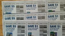 New ListingCoupons save on Blue Buffalo dry dog / cat food & cans wet food & treats 10/31