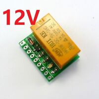 12V 2A DPDT Relay Board HK19F PCB Module for Motor LED Quadcopter Toy car stereo